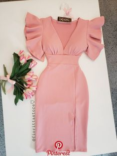 Pin by Patricia rosado on moda y estilo in 2019 Mode Outfits, Chic Outfits, Dress Outfits, Fashion Outfits, Fashion Fashion, Womens Fashion, Elegant Dresses, Cute Dresses, Casual Dresses