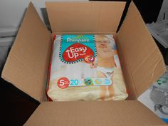 Get to review these nappies from pampers :D Thanks Pampers!