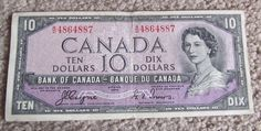 canadian currency | ackermancollectables.com » CANADIAN PAPER MONEY