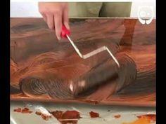 (15) Using epoxy resin on kitchen surfaces - YouTube