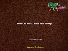 Frases celebres Friedrich Nietzsche 17