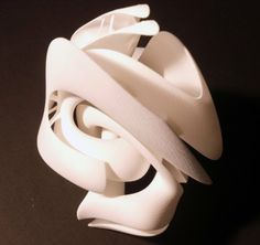 3D printed design Mental Fabrications
