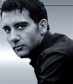Clive Owen. I still think he should have been chosen to play James Bond.