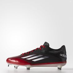reputable site bea19 d4a6b adidas adizero Afterburner 2.0 Cleats - Black   adidas US Adidas Negras