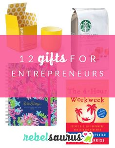 12 Gifts for Entrepr
