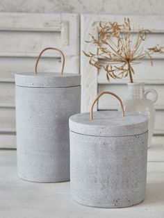 These contemporary decorative pieces will add a touch of industrial style to your home this season.