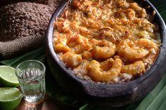 Faça você também esta deliciosa, simples e fácilReceita de Camarão de Natal. Ingredientes 500 gramas de camarões limpos 3 colheres (sopa) de farinha de tr
