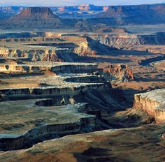 Green River Overlook in Canyonlands National Park photo by NPS