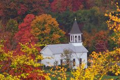 Church near Sharon Springs, NY