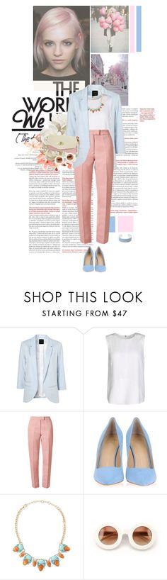 """""""Soft"""" by swiftylove-735 ❤ liked on Polyvore featuring Wildfox, GINTA, A.L.C., Orla Kiely, Giuseppe Zanotti and Lee Angel Jewelry"""