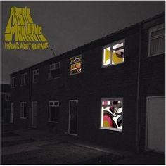 Arctic Monkeys - Favourite Worst Nightmare   More Album Covers: http://www.platendraaier.nl/platenhoezen/