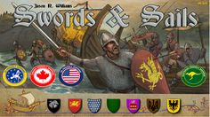 Swords & Sails is a classic conquest and diplomacy game about leading your…