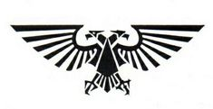 imperial eagle - for logo