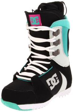 DC Women`s Misty 2012 Performance Snowboard Boot Snowboard Design, Ski And Snowboard, Freestyle Snowboard, Surfboard Skateboard, Snowboard Equipment, Winter Gear, Winter Fun, Snowboarding Style, Snow Gear