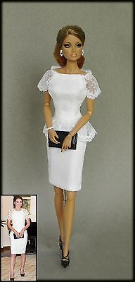 OOAK Handmade outfit for Fashion royalty & Silkstone & Vintage barbie