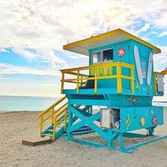 Miami Beach Miami is the choice by @miami_florida_305 #miami #florida #miamibeach #sobe #southbeach #brickell #miami
