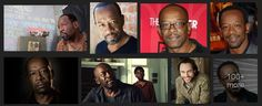 Lennie James Click visit the facebook page for more info Walking Dead Cast, It Cast, Facebook, Fictional Characters, Fantasy Characters