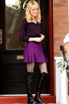 gwen stacy outfit - Google Search