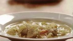 chicken noodle soup book - YouTube