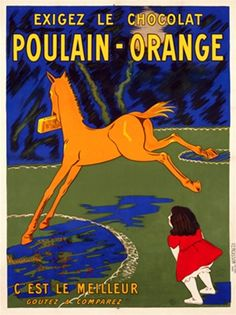 Poulain Orange
