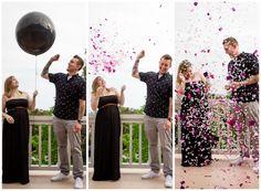 Gender Reveal Confetti Balloon Pop