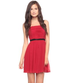 Ruched Chiffon Dress | FOREVER21 - 2000030232