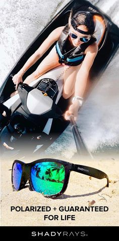 7213666d33f We are an Independent Sunglasses Co. known for Polarized shades featuring  Lost   Broken Warranty