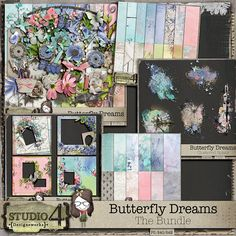 Personal Use :: Bundled Deals :: Butterfly Dreams The Bundle