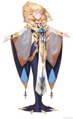 Image result for cleric outfit