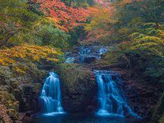 Complicity waterfall by Ryusuke Komori on 500px