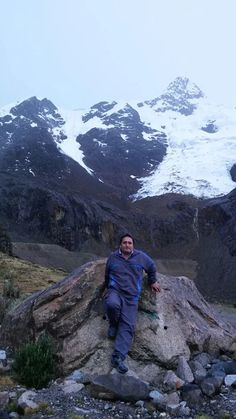 Hermoso nevado del Huascaràn.