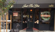 Just For You Cafe, San Francisco: Breakfast and Lunch Diner. 732 22nd Street in Dogpatch