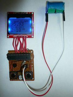 Arduino watch with Nokia screen Check out http://arduinohq.com for cool new arduino stuff! #arduino ~~~ For more cool Arduino stuff check out http://arduinoprojecthacks.com