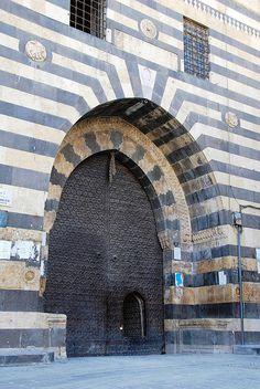 Aleppo - Khan of Wazir III by zishsheikh