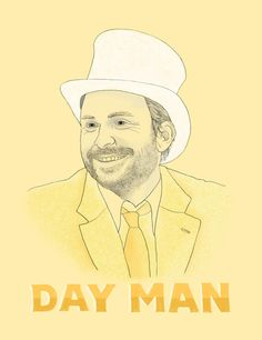 Day Man $17 @society6