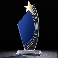 Find More Sports Souvenirs Information about CTPS0005 Creative Customized Metal Pentagon Star K9 Crystal Sailing Excellent Employee Team Spirit Trophies Award,High Quality Sports Souvenirs from HZQHZW Trophy Specialty Store on Aliexpress.com Glass Trophies, Custom Trophies, Glass Awards, Crystal Awards, Star Trophy, Certificate Background, Acrylic Trophy, Plaque Design, Award Display