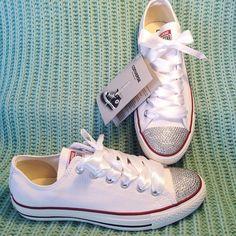 Personalized Converse / wedding converse / bridal converse / prom converse…