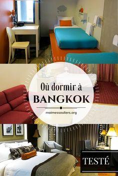Bangkok, c'est le genre de métropole qui offre de tout pour tous les budgets, que ce soit pour les backpackers, les voyageurs aimant arpenter les ruelles des marchés aussi diversifiés que colorés ou bien les familles venues profiter du soleil de la Thaïlande. Quels que soient votre type d'aventure et le budget que vous avez établi, vous trouverez à Bangkok l'hébergement qui répondra à vos besoins.
