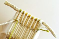 How To : : Headbands (bookbinding)