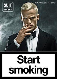 Start Smoking