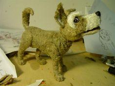 "Loutka ""Lajka"" Dinosaur Stuffed Animal, Toys, Animals, Activity Toys, Animaux, Animal, Animales, Toy, Animais"