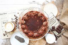 TIRAMISU CHEESECAKE - neplecha na plechu Tiramisu Cheesecake, Chocolate Fondue, Ethnic Recipes, Food, Essen, Meals, Yemek, Eten