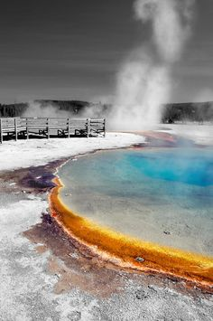 ✮ Yellowstone - Selective Color