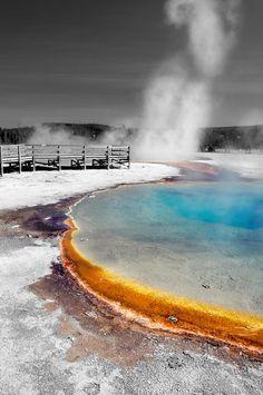 ✮ Yellowstone - Selective Color