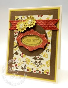 MOJO241 by Petal Pusher - Cards and Paper Crafts at Splitcoaststampers