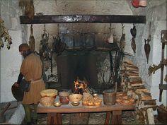 Artículo sobre la cocina medieval.