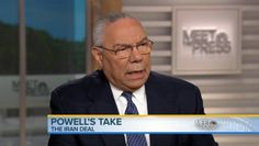 Colin Powell says President Obama made a good deal with Iran. Other conservatives won't admit it. Is it because he is African American?