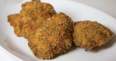 Parmesan Herb Chicken from Chef Todd at Thrive Life