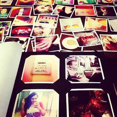 "3x3"" #foxgram #instagramprints and #instagram album from our Etsy shop http://www.etsy.com/shop/FoxGram"