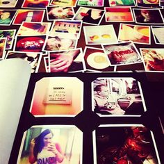 "3x3"" #foxgram #instagramprints and #instagram album from our Etsy shop http://www.etsy.com/shop/FoxGram"